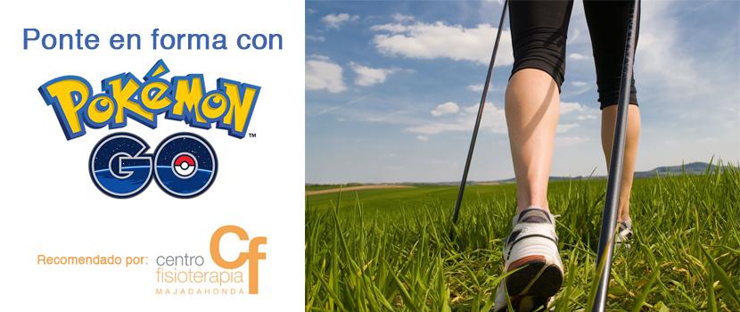 Haz deporte con Pokemon GO y ponte en forma este verano